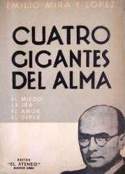 Portada de una de las obras de Mira y López.