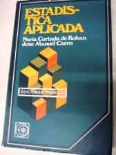 Livro estadistica NURIA