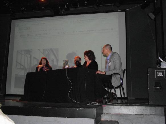 Lançamento Oficial do Blog, Argentina - 2010.