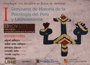 I Seminario de HP del Perú