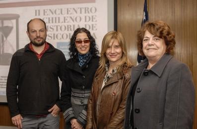 Inauguración II Encuentro Chileno de Historia de la Psicologi