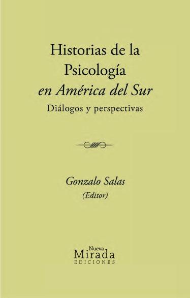 Páginas desdeSalas - 2014 - Historias de la psicología en América del Sur. Diálogos y perspectivas