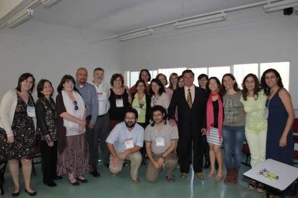 Encuentro de las Red de Investigadores de la Historia de la Psicología - 2013