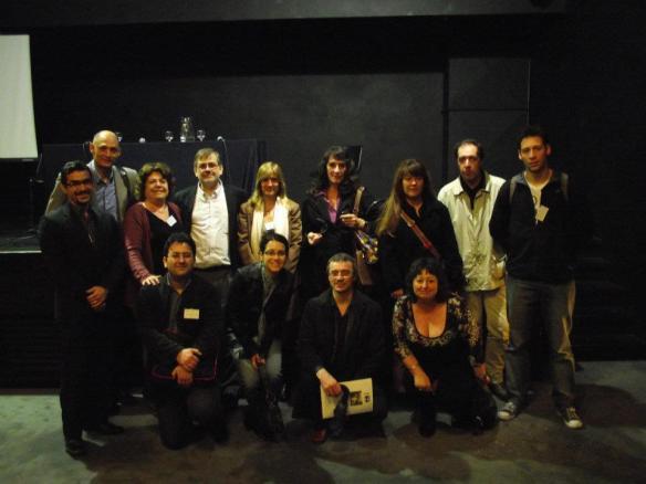 Presentación del Blog - Buenos Aires 2011
