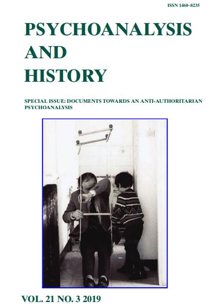 Psychoanalysis&History21-3